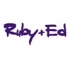 Ruby and Ed logo