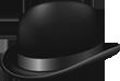 Taxman's bowler hat