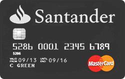 Santander Credit Card 15 months