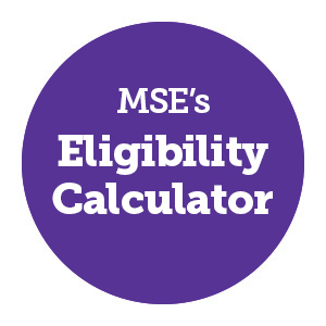 MSE eligibility calculator