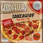 Two FREE �2.50 Goodfella's pizzas