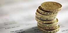 Bank accounts with benefits