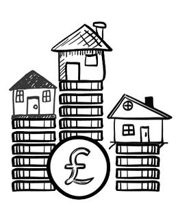 Social rent payments