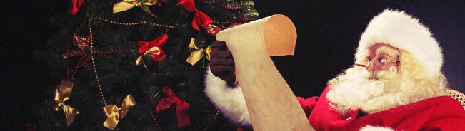 FREE Santa letters to kids und...