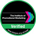 Institute of sales promotion stamp
