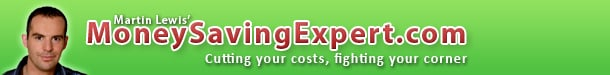 MoneySavingExpert.com: Cutting your costs, fighting your corner