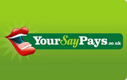 YourSayPays