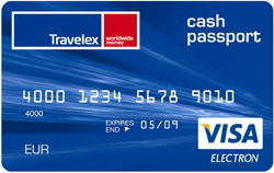 Travelex Cash Passport*