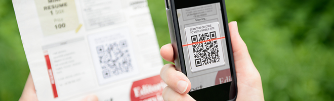 Large energy suppliers must include QR codes on bills to help switching